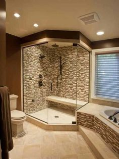 Would love to make something like this happen in our master bathroom.