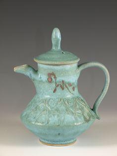 One of a kind teapot #35 Hodaka Hasebe