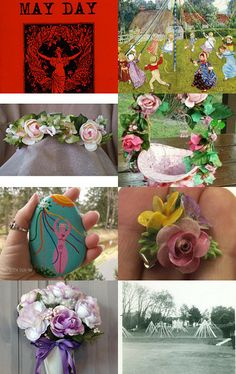 May Day by deb on Etsy--Pinned with TreasuryPin.com