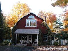 Unique Barn Home