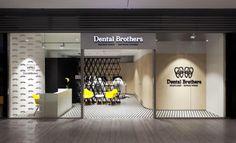 Krásne a zdravé zuby na počkanie – bielenie zubov do Dental Brothers Bratislava, Dental, Company Logo, Retro, Teeth, Retro Illustration, Dentist Clinic, Tooth, Dental Health