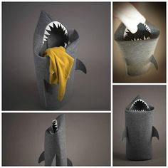 almacenaje ropa sucia habitacion niño Shark Puppet, Diy And Crafts, Crafts For Kids, Teddy Boys, Ideas Geniales, Working With Children, Character Drawing, Sewing For Kids, Art Dolls