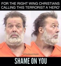 Right-wing terrorists are our problem.  PERIOD.