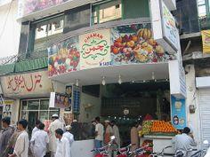 Chaman Ice Cream (Faisal Town), Lahore. (www.paktive.com/Chaman-Ice-Cream-(Faisal-Town)_143SC11.html)