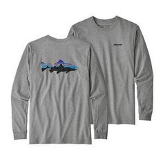 f49f8d7609c88 Patagonia M s Long-Sleeved Fitz Roy Trout Responsibili-Tee®