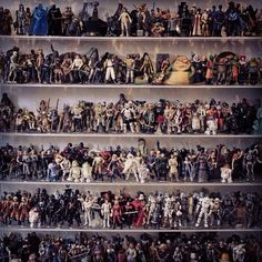 Epic Star Wars Action Figure Collection