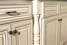 Off white kitchen cabinets ...