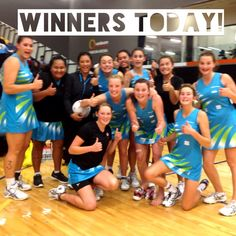 Winners on the day May) Secondary Schools, Netball, Victorious, New Zealand, Competition, News, Fitness, Style, Swag