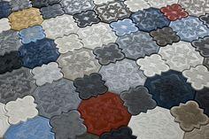 Flaster von IVANKA | Beton / Zement | Beton/Zement: Bodenfliesen