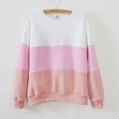 Mixed color Manhattan Sweater