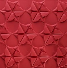3D Leather Wall Panel