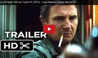 """Run All Night Official Trailer #1 (2015) – Liam Neeson Action Movie HD Liam Neeson is just going non-stop! First there was 'Taken 3′, now it's """"Run All Night"""" where an aging hitman has no choice but to take on his brutal former boss to protect his estranged son and his family..."""