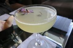 Improved Pisco Sour at M bar. Photo courtesy of The Dim Sum Diaries