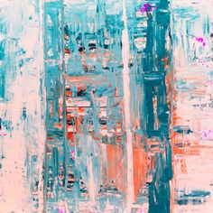 Untitled 81 36x36 print on stretched canvas by lindsaycowles, $585.00