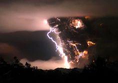 Paranormal Emotions: Strange lightning  ...