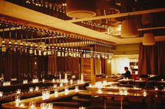 Bar Big in Japan / Montreal / Architecte: Cabinet Braun-Braën / Photo: Dominique Lafond