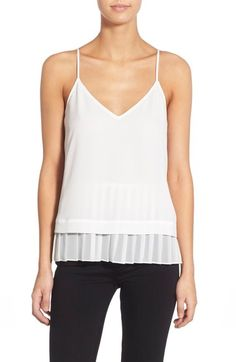 Chelsea28 Double Layer Tank available at #Nordstrom