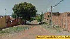 Alameda Araçatuba, Bauru - São Paulo