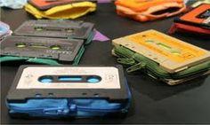 Mi cassette de Michael Jackson ya puede acompañarme en forma de monedero.