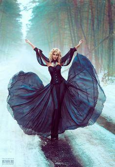 "fashionpr0n: ""Photography by Svetlana Belyaeva. "" Beauty, or more…"