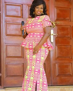 latest aso ebi lace styles Latest Lace Aso Ebi Styles 2019 Catalogue For L. from Diyanu - Ankara Dresses, Shirts & African Dresses For Women, African Print Dresses, African Attire, African Women, African Fashion Ankara, Latest African Fashion Dresses, African Print Fashion, African Style, Aso Ebi Lace Styles