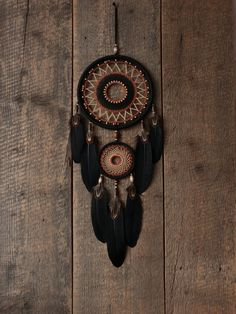 Black atrapasueños atrapasueños Dream catcher por MyHappyDreams