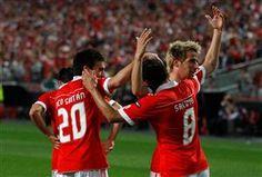 Bancada da Luz - Tudo sobre o mundo Vermelho!: Futebol:BENFICA-PSV(4-1)