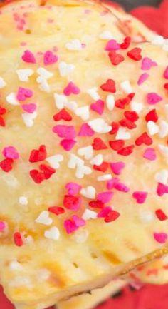 Mini Strawberry Heart Pies
