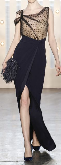 Jenny Packham Ready To Wear Autumn/Fall 2014