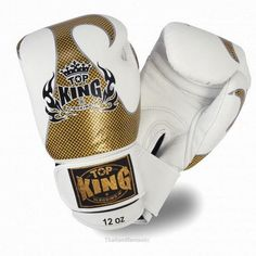 Promotion Muay Thai $50 !!!  14oz Top King TKBGEM-01 Empower White Gold Muay Thai Boxing Gloves Martial Arts Sporting  https://nezzisport.com/collections/sale-promotion/products/14oz-top-king-tkbgem-01-empower-white-gold-muay-thai-boxing-gloves-martial-arts-sporting