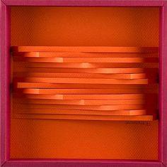 Jose Santamarina paper sculpture