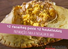 12 receitas para 12 badaladas Beef, Vegetables, Food, Sweets, Portuguese Desserts, Snacks, Yummy Recipes, Ideas, Rice