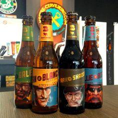 Linha Bastards #cerveja #beer