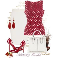"""Jessica"" by flattery-guide on Polyvore"