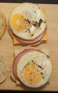 Egg McMuffins DIY | Slender Kitchen