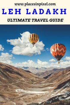 LEH LADAKH Travel guide,  places to visit and things to do.   #leh #ladakh #travel #photography #trek #placesinpixel