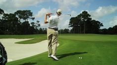 """Ernie Els celebrated his 46th birthday this past weekend. His hall of fame career includes 68 professional wins with 4 major championships. Check out """"The Big Easy"""" demonstrate how to hit a flop shot. #TipTuesday #GolfTip #Golf #GolfCollege #PGCCGolf"""
