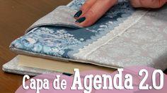 Apresentamos uma nova versão da Capa de Agenda, modernizada e cheia de estilo! :)