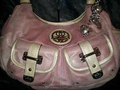 NWOT Authentic Kathy Van Zeeland Pink Hobo. Starting at $20 on Tophatter.com!