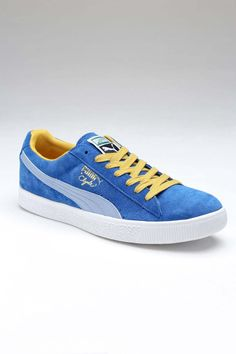Puma Clyde Script Sneaker