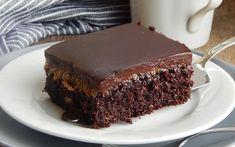 Recept o kojem svi pricaju: Socne ukusne cokoladne kocke - Kucanski lijekovi Torte Recepti, Kolaci I Torte, Baking Recipes, Cookie Recipes, Dessert Recipes, Torte Cake, Pudding Cake, Desserts To Make, Sweet Cakes