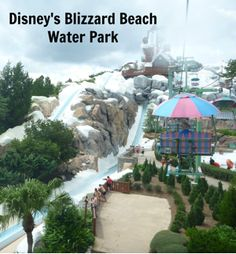 You probably know that there are four theme parks at Walt Disney World in Florida: Magic Kingdom, Epcot, Disney's Animal Kingdom, and Disney's Hollywood Studios. But did you know that Disney also has two water parks? Typhoon Lagoon and Blizzard Beach are part of Walt Disney World's property, and you can add water park access …