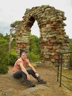 Ruined Arch, Hawkstone Park, Shropshire