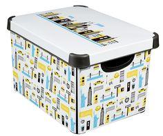 Curver NYC icons storage box