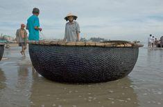A fishing basket for optimistic fishermen...