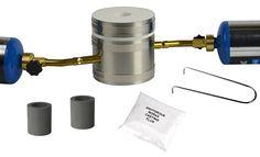 Kwik Kiln II Deluxe PRO Melting Kit Make your own  Gold /& Silver Bars