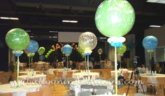 Christening party decorations for new baby arrivals