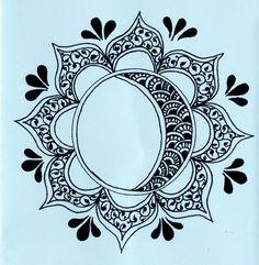 Lotus Henna Tattoo Stencils - Bing Images