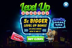 Slotsfarm/Jackpot Giant In-game Promo Materials and etc on Behance