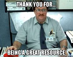 101 Funny Thank You Memes to Say Thanks for a Job Well Done Thank You Memes, Funny Thank You, You Funny, Really Funny, Office Space Meme, Office Humor, Most Popular Memes, Best Memes, Jokes
